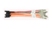 ASLK12-17 0.6 mm Ø Socket to 2.8 mm Flat Male Terminal Output Cable. Part of ASLK12.