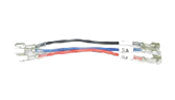 ASLK12-3A 3.0mm Flat Female to Female Terminal Output Cable. Part of ASLK12.