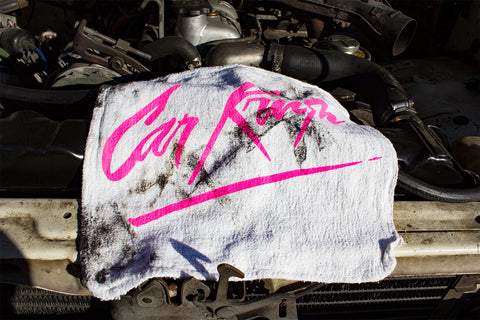 Car Krush Shop Rag