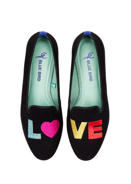Blue Bird Loafer Love