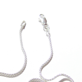Sterling Silver Italian Chains - JKC Murano