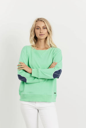 Classic Windy - Apple Green & Old Navy