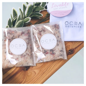 Lovable - Bath Infusions
