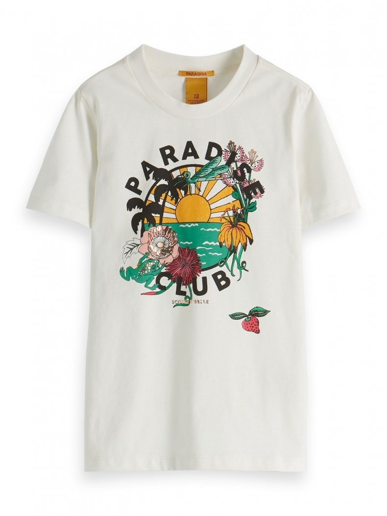 Girls Paradise Club T-shirt