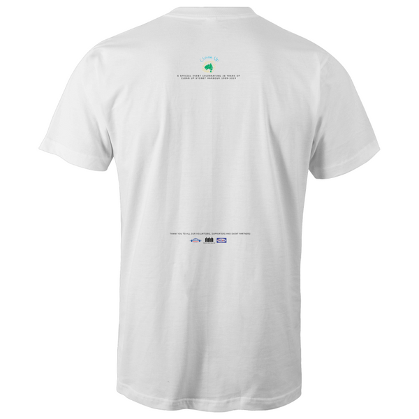Celebrating 30 Years of Clean Up Sydney Harbour - Men's T-Shirt