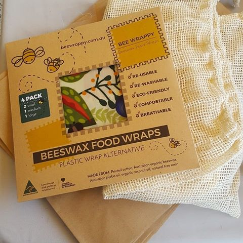 Bee Wrappy - 4 pack