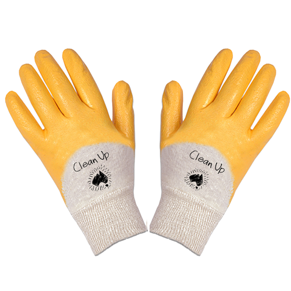 Clean Up Australia Gloves