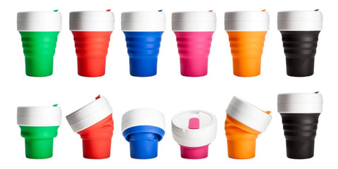 Collapsible Pocket Coffee Cup