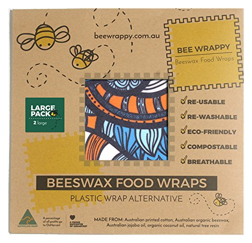 Bee Wrappy - Large 2 Pack