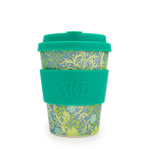 Compostable Reusable Ecoffee Cup 12oz