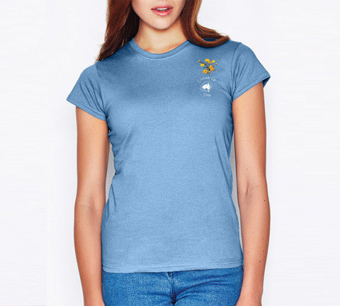 Women's Clean Up Australia Day T-shirt