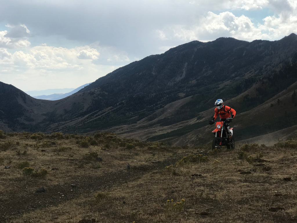 What to expect on a Single Track Guided ride with Tracked Out Adventures
