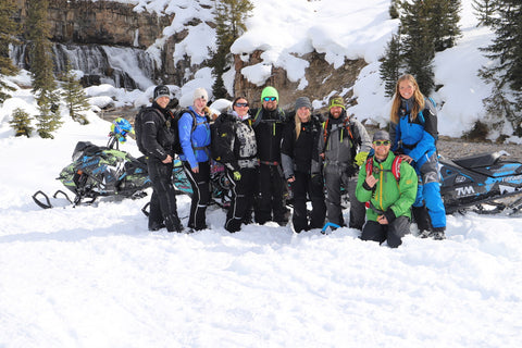 Utah Snowmobile Tours