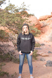 Tracked Out Rider Co Mens Pullover Hoodie