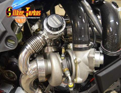 SILBER POLARIS AXYS RMK 800 HO TURBO KITS