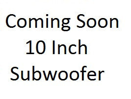 008 10 Inch Subwoofer (no name yet)