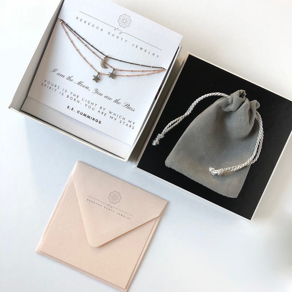 Meaningful Gifts...Introducing our Mother Daughter Necklaces
