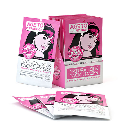 Anti-aging Antioxidant - 12 Face Mask Sheets