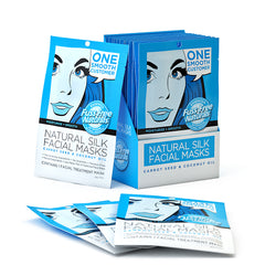 Moisturise + Smooth - 12 Face Mask Sheets