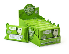 Essenzza Fuss Free Natural Face Wipes