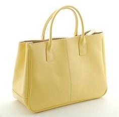 Z-Spring Fair Casual Handbag Yellow-SOLD-SOLD-Daring Diva Australia