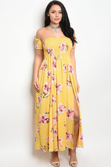 Sandy Sunshine Maxi Dress-SOLD-SOLD-Daring Diva Australia