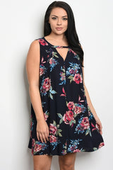 Cody Lynn Floral Dress-SOLD-SOLD-Daring Diva Australia