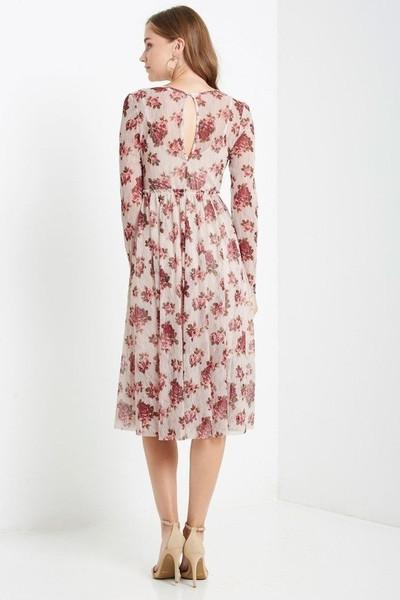 Nerida Floral Lace Maxi Dress-SOLD-SOLD-Daring Diva Australia