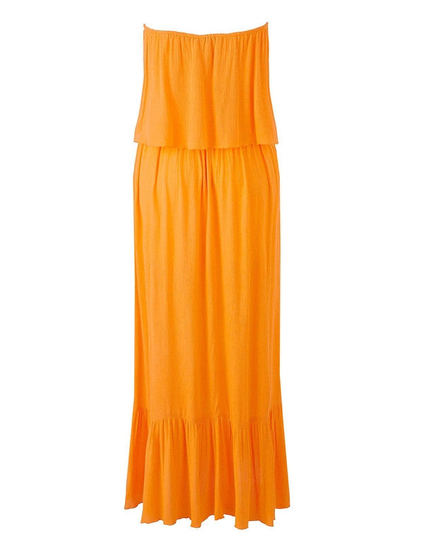 Z-Saffron Layered Maxi Dress-SOLD-SOLD-Daring Diva Australia