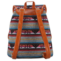 Z-Digits Canvas Backpack-SOLD-SOLD-Daring Diva Australia