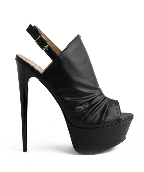 LADY VICKY PLATFORM BOOTIES-Shoes-WFS Shoes-Daring Diva Australia