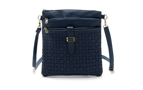 Z-Sleepy Hollow Cross Body Bag Blue-SOLD-SOLD-Daring Diva Australia