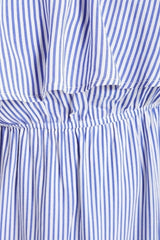 Z-Nerida Off Shoulder Striped Dress-SOLD-SOLD-Daring Diva Australia