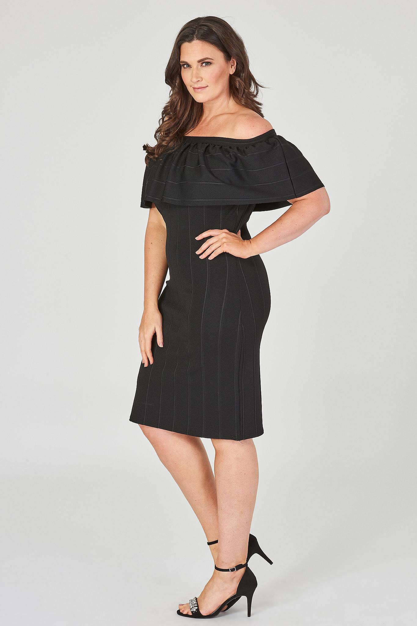 Gabby Bodycon Dress-Dresses-LL-Daring Diva Australia