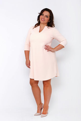 Evalynn Curve Shift Dress-Dresses-LL-Daring Diva Australia