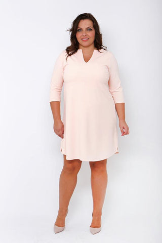 Evalynn Curve Shift Dress (Refer Note)-Clearance-LL-Daring Diva Australia