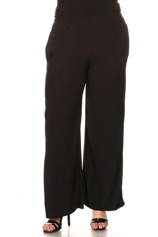 Teigan High Waist Pants-Bottoms-BN-Daring Diva Australia
