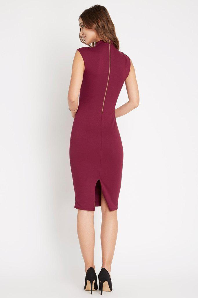 Larissa Bodycon Dress-Clearance-MT-Daring Diva Australia