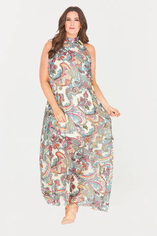 Myah Maxi Dress-LAST ONE-LL-16-Daring Diva Australia
