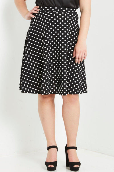 Womens Plus Size Flared Skirts Alice Springs Darwin