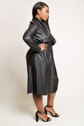 Valencia Leather Jacket-Outerwear-5C-Daring Diva Australia