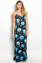 SHEER BLACK FLORAL DRESS-SOLD-SOLD-Daring Diva Australia