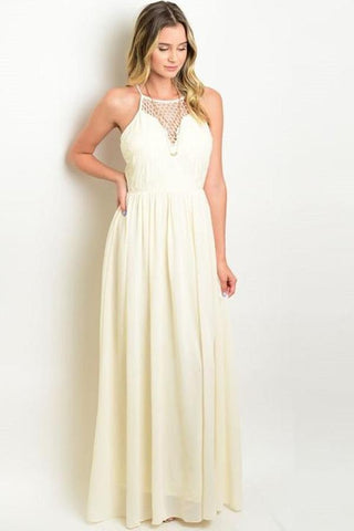 MISS IVORY QUEEN DRESS-Dresses-WFSJ-Daring Diva Australia