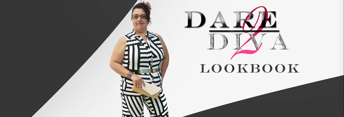 Daring diva Plus Size Fashion Australia