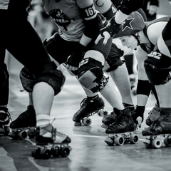 5 Reasons to join Roller Derby!