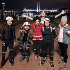 5 Reasons to join a Social Skate Group!