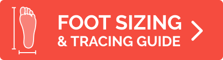 Foot sizing and tracing guide