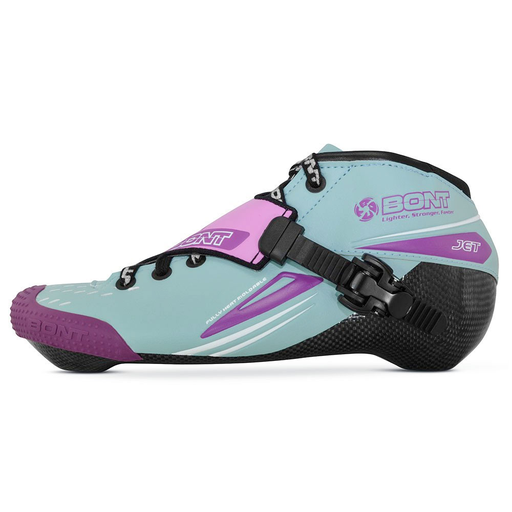 BONT Jet 2 point 195mm Inline Skate Boot - Purple