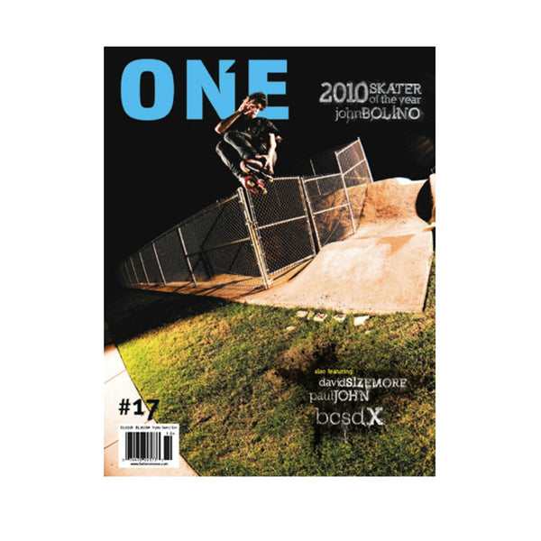 ONE Magazine Issue 17