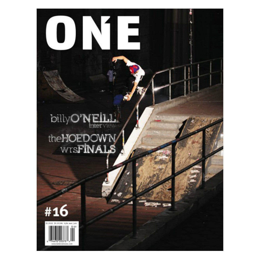 ONE Magazine Issue 16